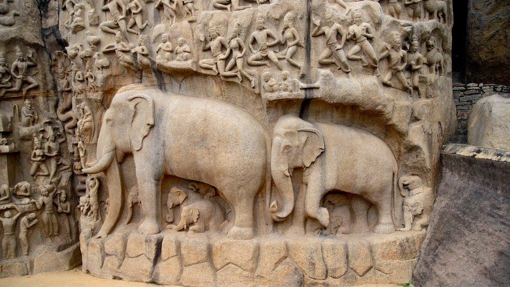 Ganesha Ratha ofreciendo arte
