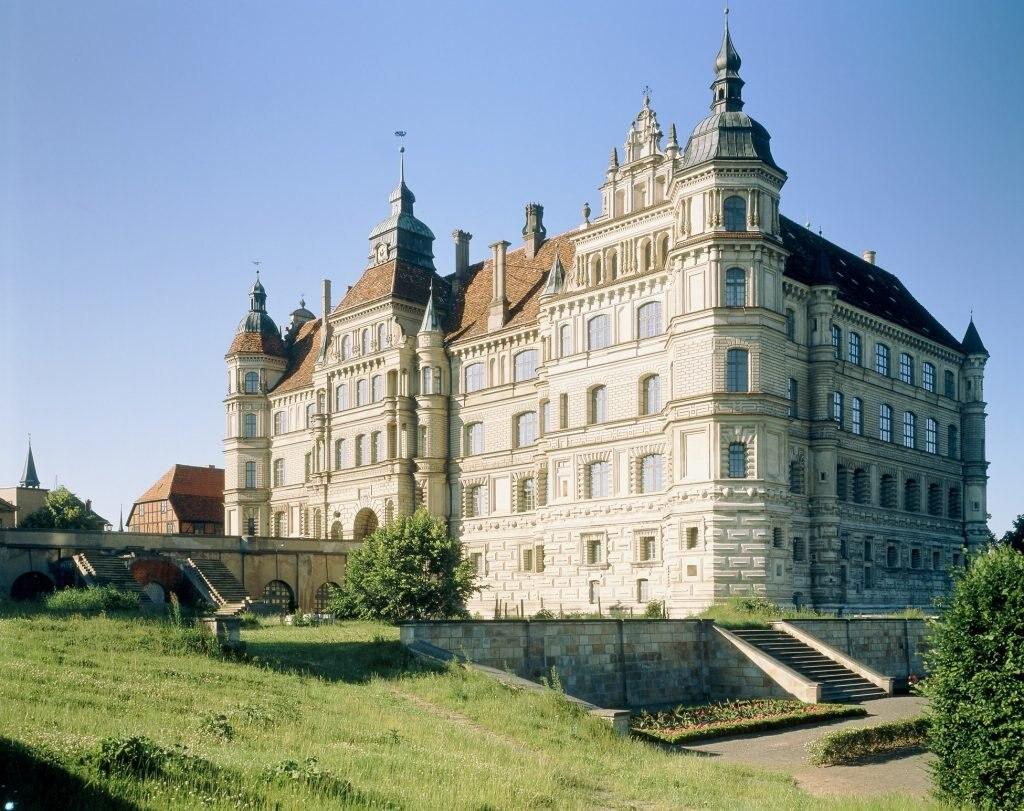 Schloss in Mecklenburg-Vorpommern