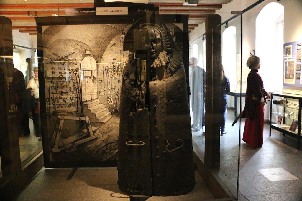 Kriminalmuseum, Rothenburg