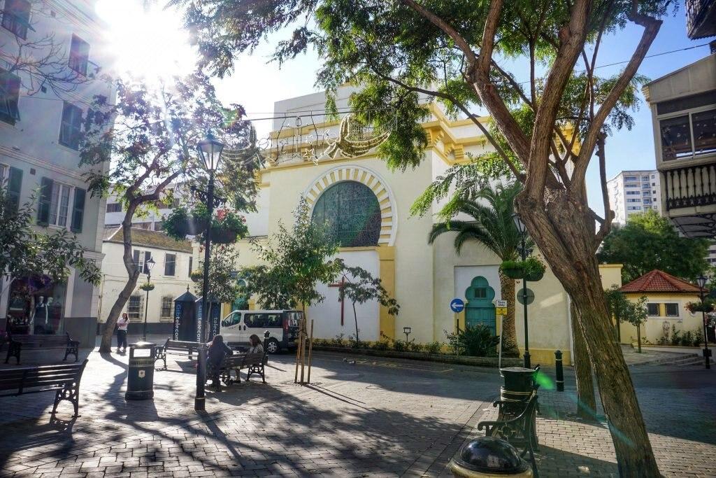 Gibraltar, Literaturfesival, Stadt, Platz