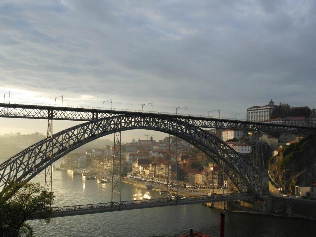 Ponte Dom Luís I Brücke Porto