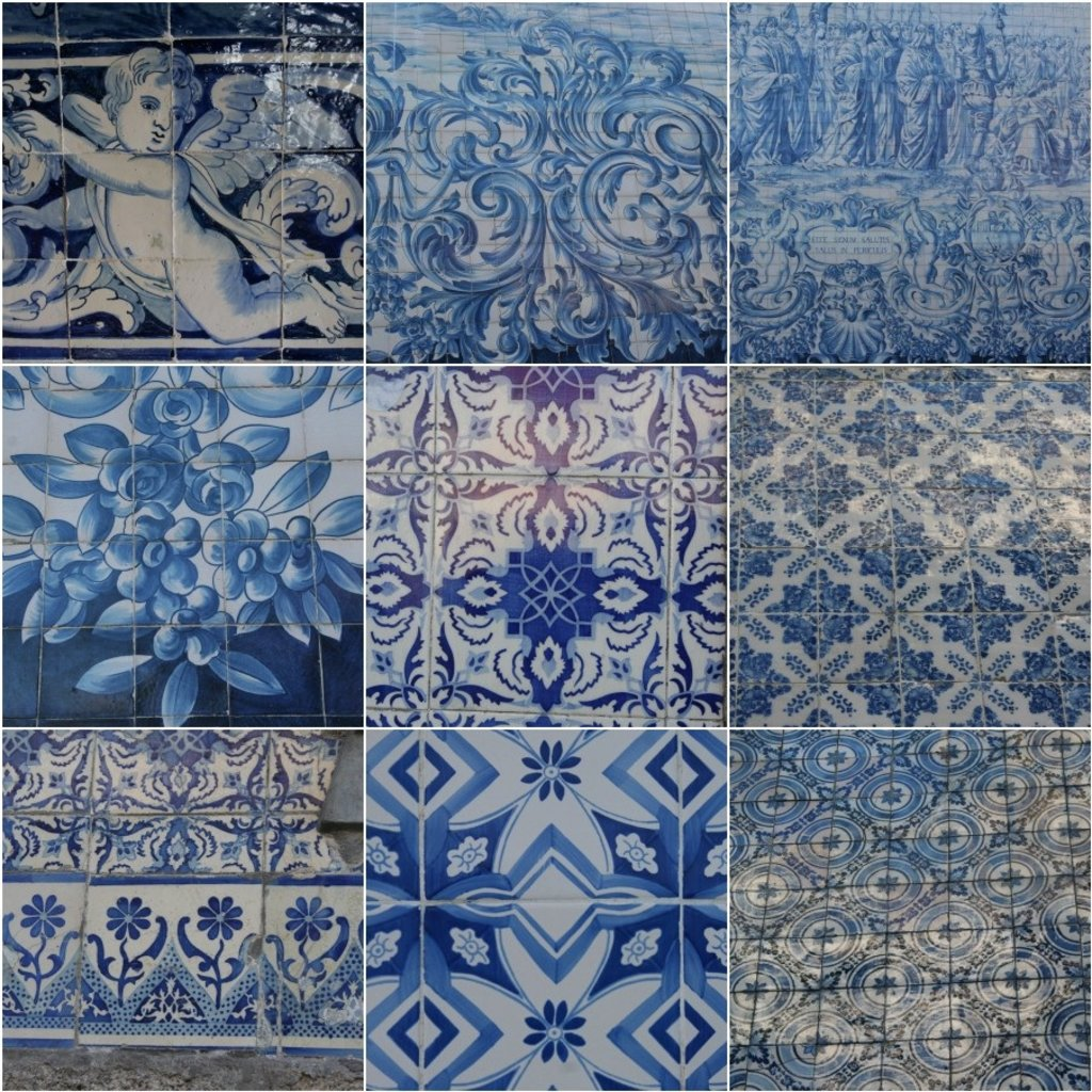 Azulejo Porto Portugal