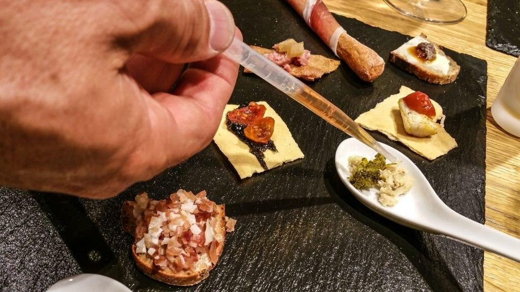 Kärnten Slow Food Reise Häppchen Fingerfood Vorspeise