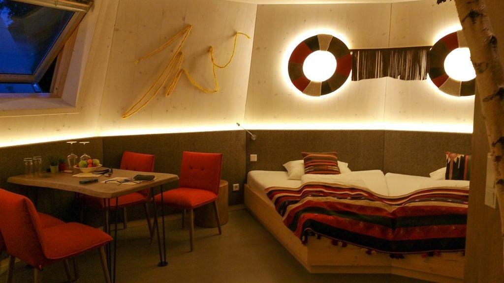 Ikuna Indianderdorf Tipi Hotel