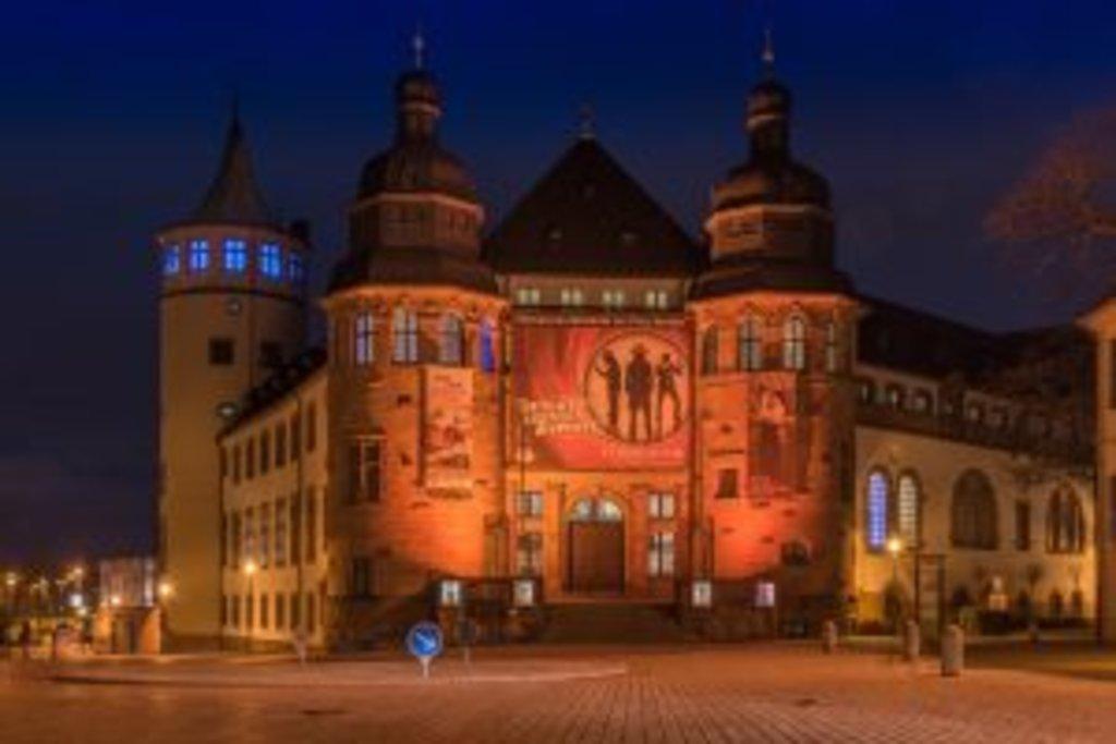 <figcaption>Historisches Museum der Pfalz</figcaption> in Speyer