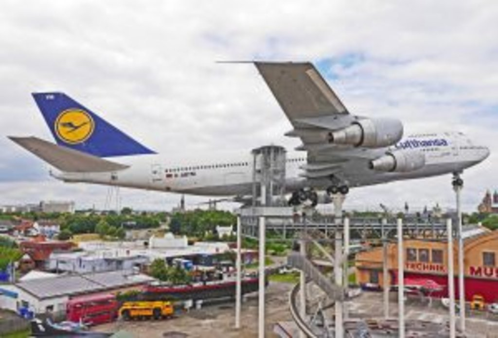 Lufthansa Flugzeug Technikmuseum Speyer