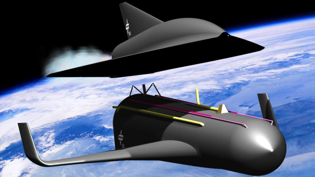 SpaceLiner des deutschen Zentrums für Luft- und Raumfahrt