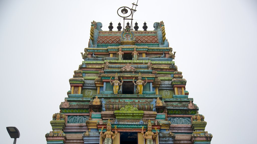 Kurinji Temple which includes heritage elements and a temple or place of worship