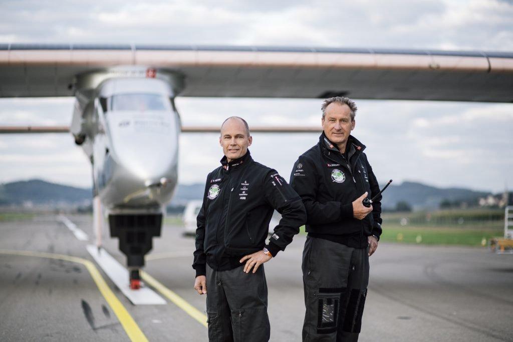 Bertrand Piccard, André Borschberg, Solar Impulse