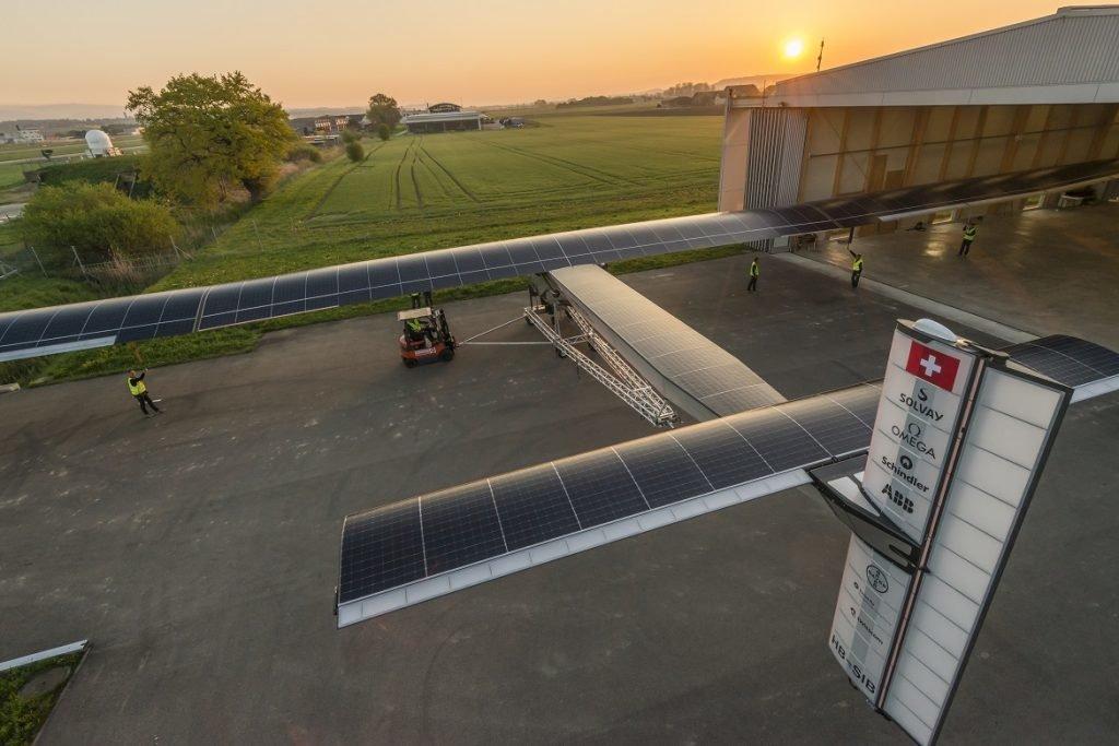 <figcaption>Solar Impulse</figcaption>