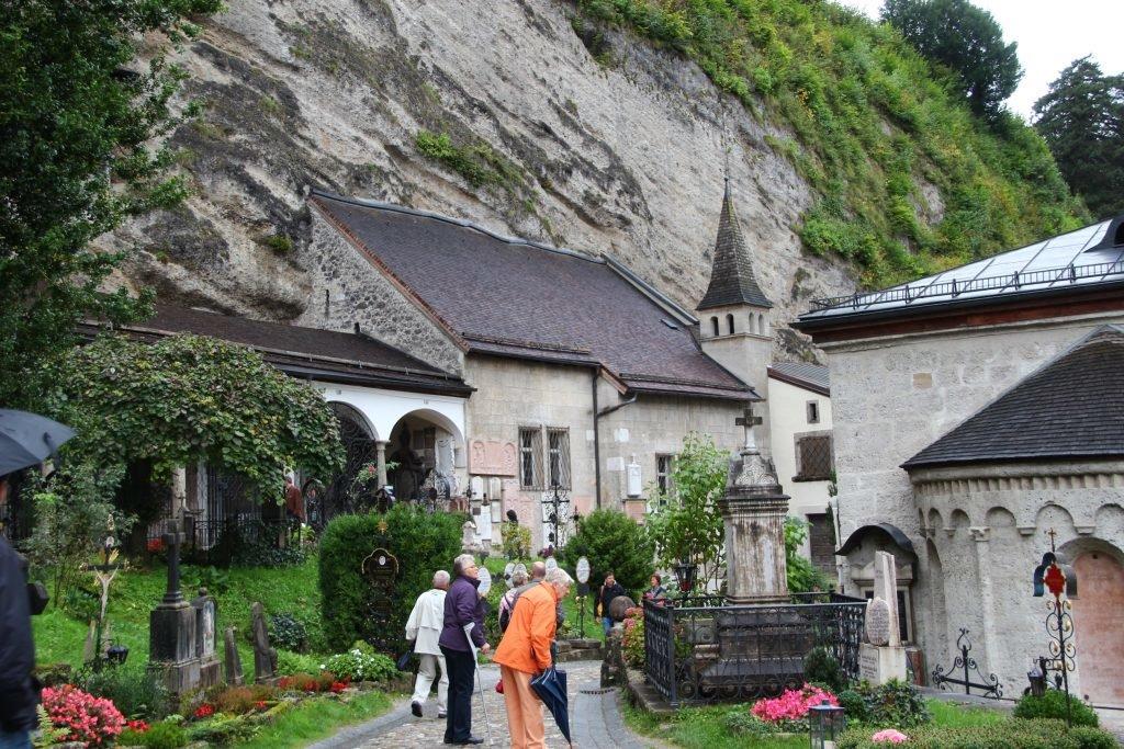 salzburg friedhof