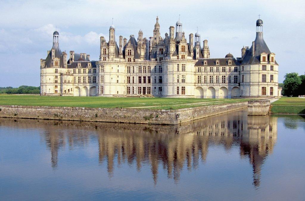 Schloss Chambord, Reiseziel Frankreich