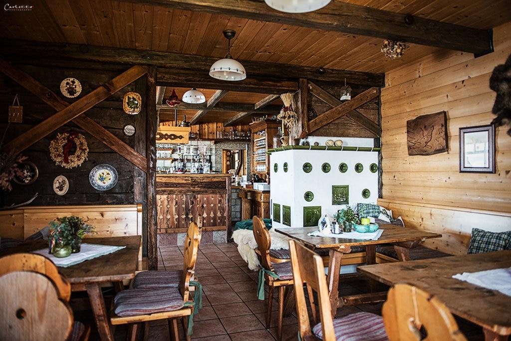 Rustikales Restaurant in Österreich
