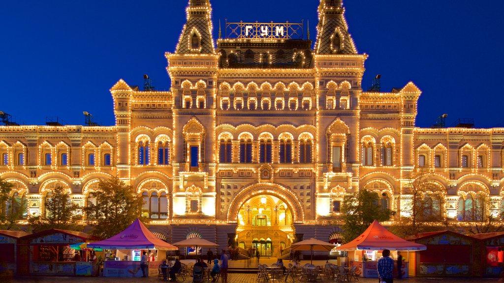 Kremlin featuring heritage architecture