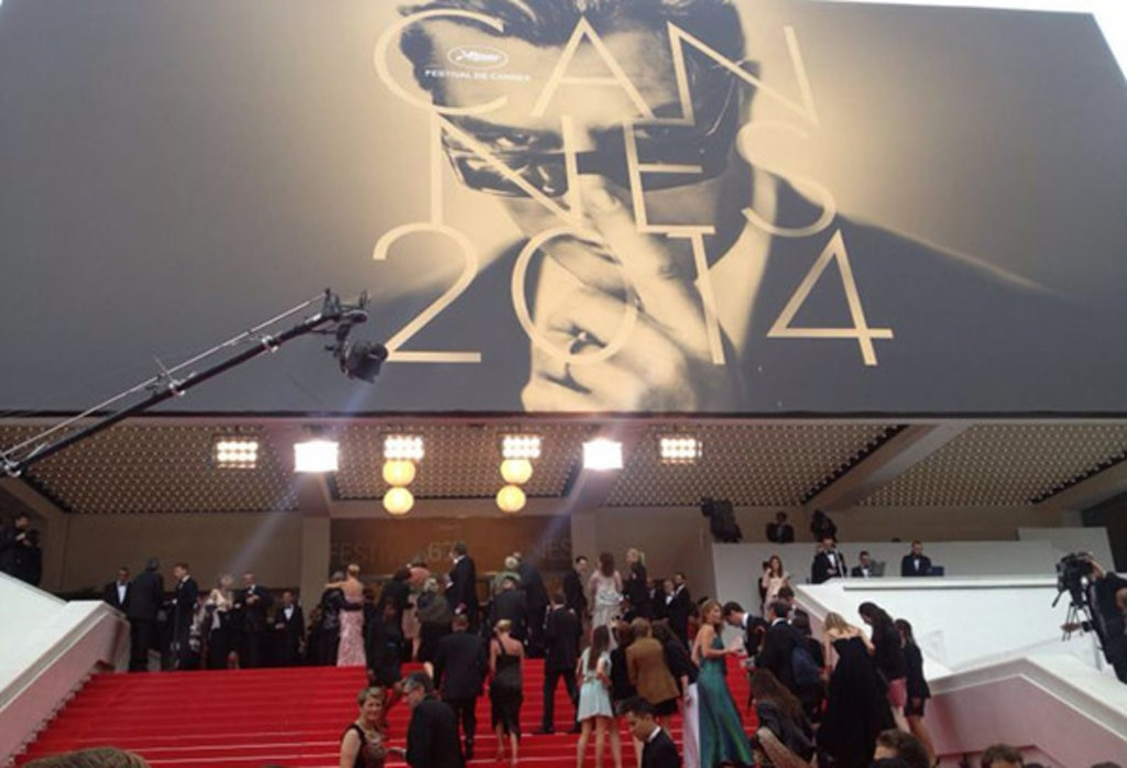 Roter Teppich, Filmfestspiele in Cannes