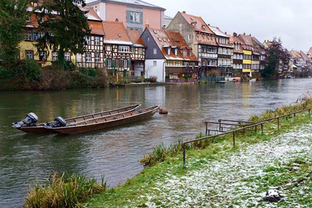 An Bamberg liebt Anton die Beschaulichkeit und das Bier
