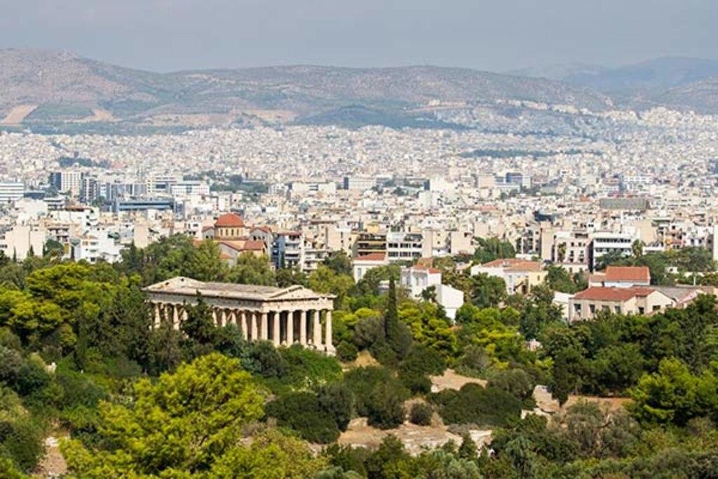 Anton empfiehlt Athen, genauer, Spiele von Panathinaikos Athen