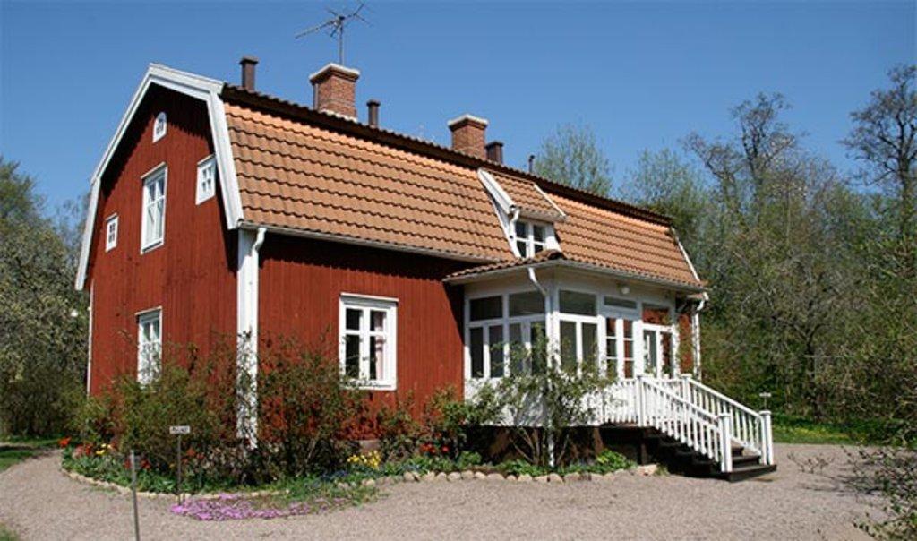 Das Elternhaus von Astrid Lindgren in Näs © Astrid Lindgrens Näs