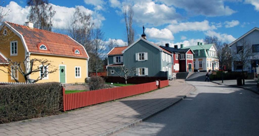 Der Vergnügungspark Astrid Lindgrens Värld ist ein bei Groß und Klein beliebt