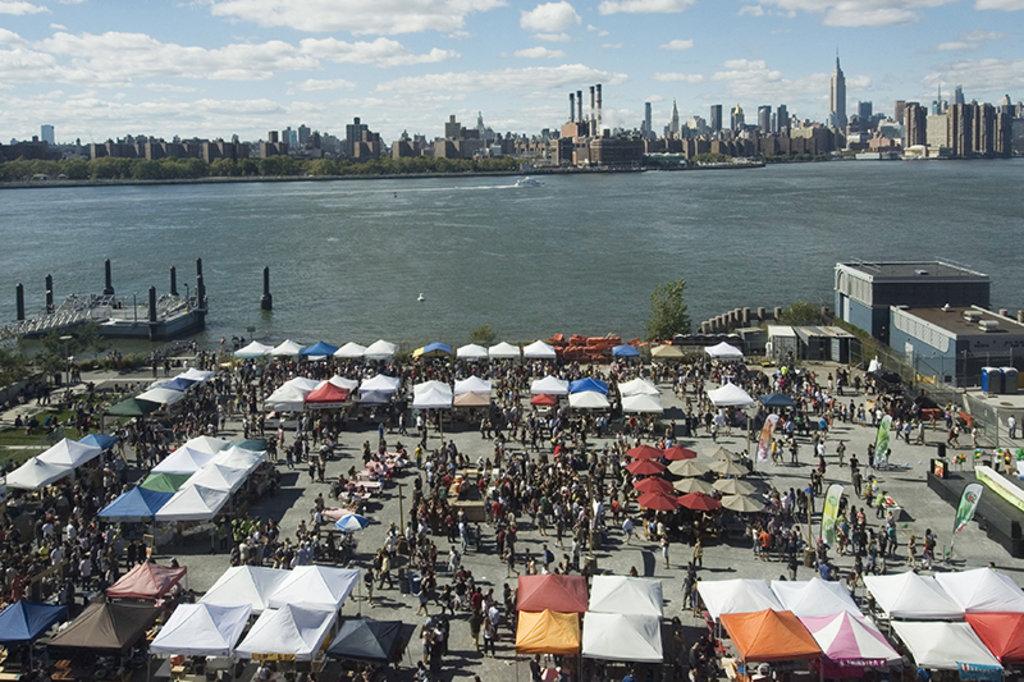 Smorgasburg Market -©-Brooklynflea