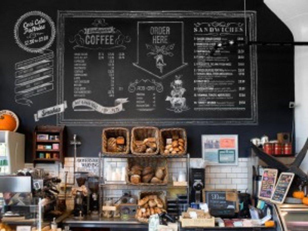 <figcaption>Intelligentsia Kaffee bei Dépanneur</figcaption>
