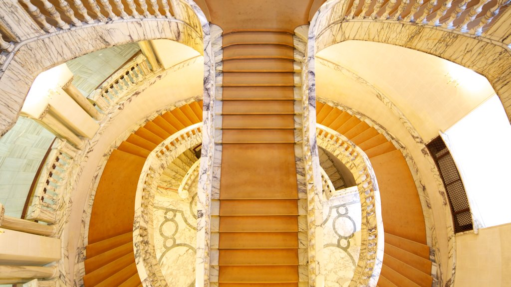 National Museum of Art of Romania which includes interior views and heritage architecture
