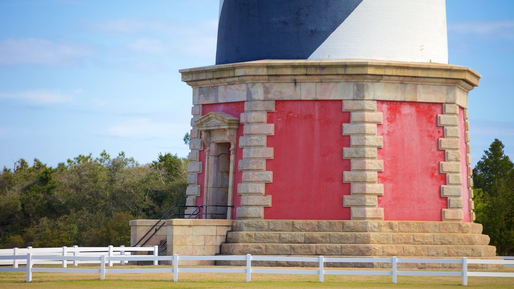 Cape Hatteras Lighthouse which includes a lighthouse