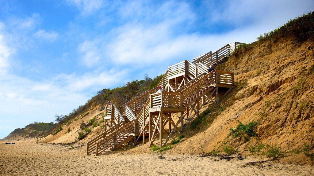 Orleans featuring a sandy beach