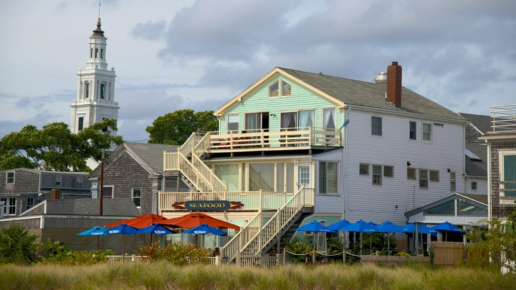 Provincetown featuring a house