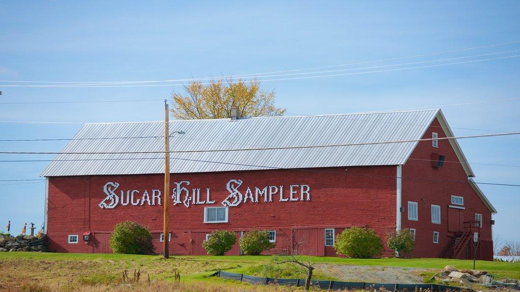 Sugar Hill featuring farmland