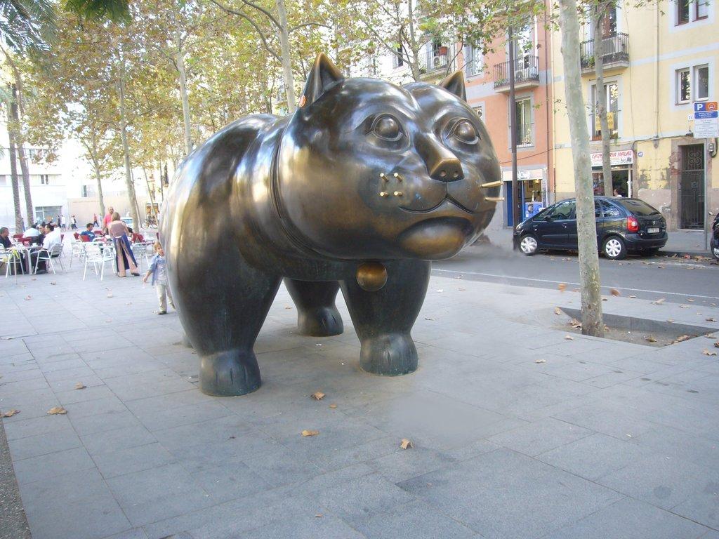 El gato gordo El Raval Barcelone Lalupa CC BY SA 3.0.jpg