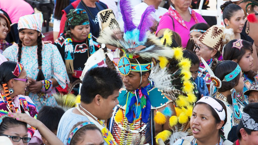 Pendleton which includes indigenous culture