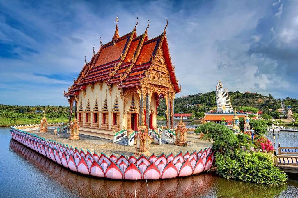 Temple flottant Koh Samui Getty Images.jpg