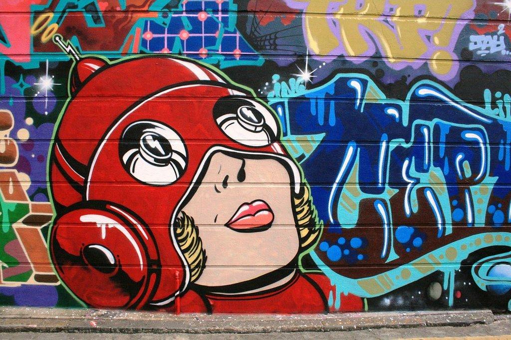 Shoreditch graffiti KylaBorg CC BY 2.0.jpg