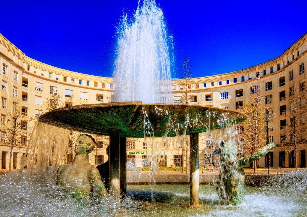 Fontaine de la Place du Nombre d