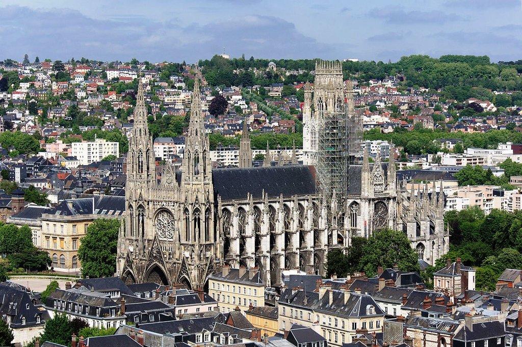 Rouen Abbatiale Saint-Ouen Frédéric Bisson CC BY 2.0.jpg