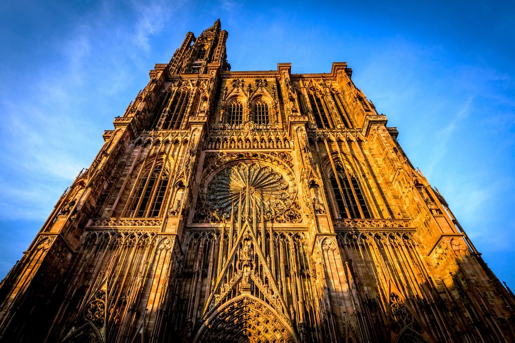 Strasbourg Cathédrale Notre Dame Claude TRUONG-NGOC sous licence CC BY SA 3.0.jpg
