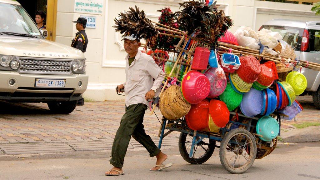 Camboya y también un hombre