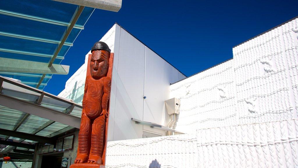 Te Puia New Zealand Maori Arts and Crafts Institute