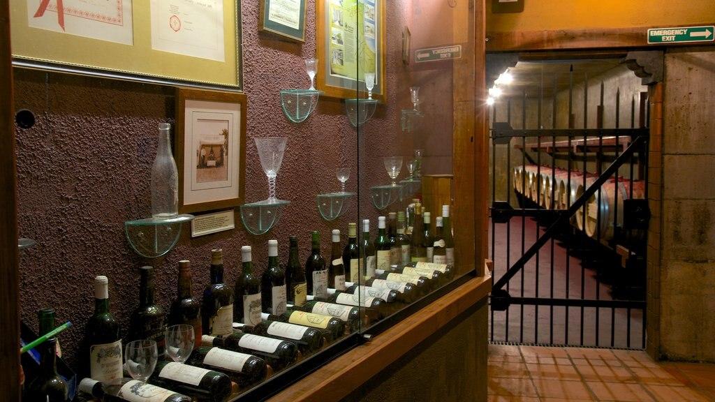 Bodega de vino Church Road