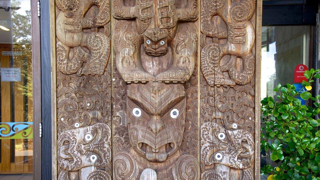 Iwikau Village que incluye cultura indígena y arte