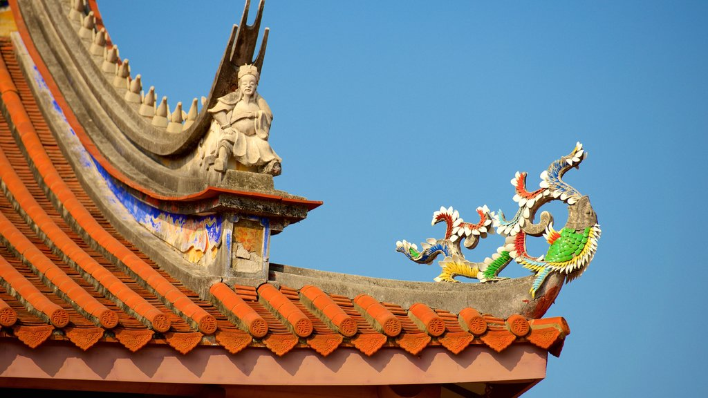 Confucius Temple featuring a temple or place of worship