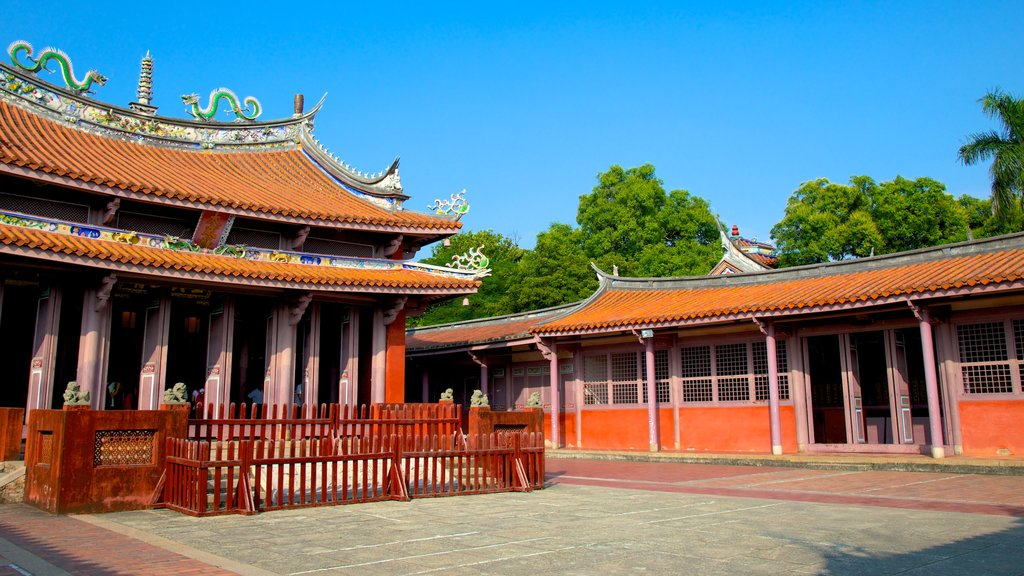 Confucius Temple showing a temple or place of worship