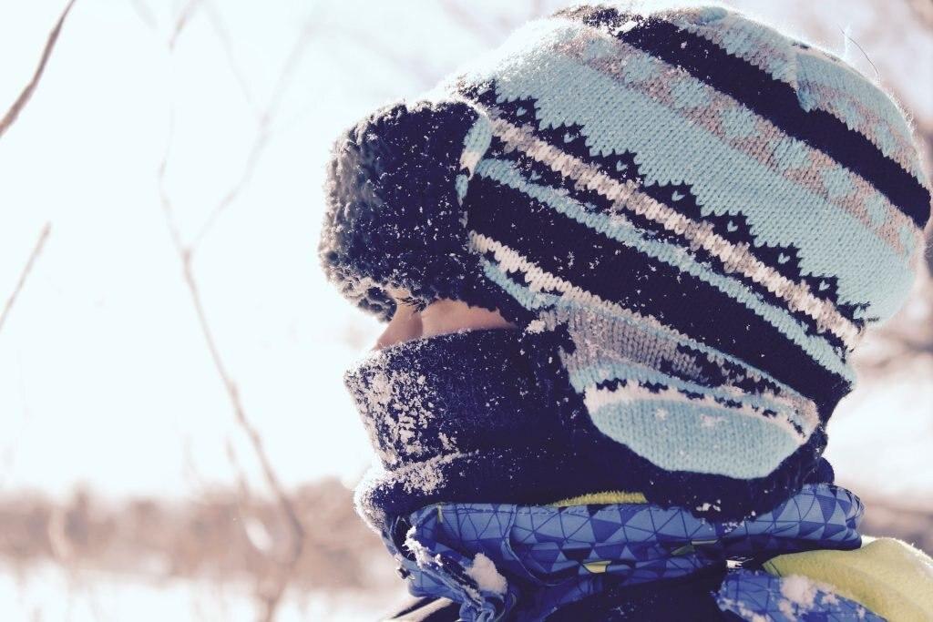 Vetements chaud ski