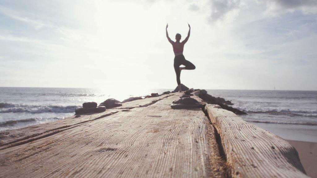 yoga ibiza plage
