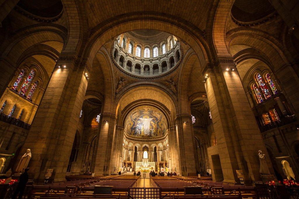 la mosaïque du Christ - Basilique du Sacré-Coeur de Montmartre.jpg