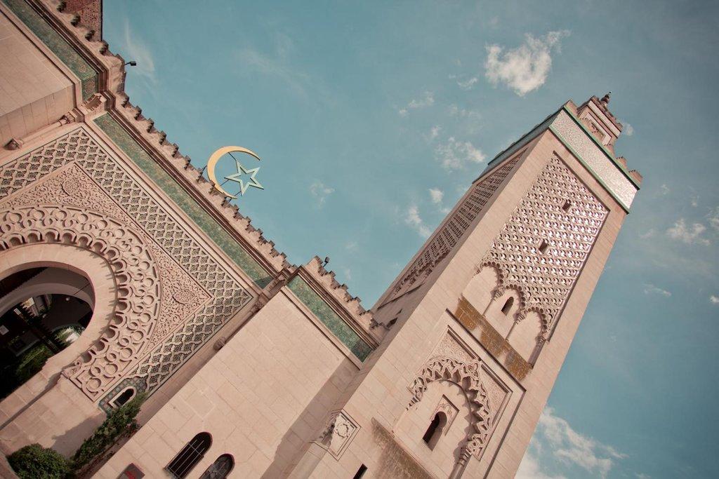 La Grande Mosquée de Paris - 75005 Paris..jpg