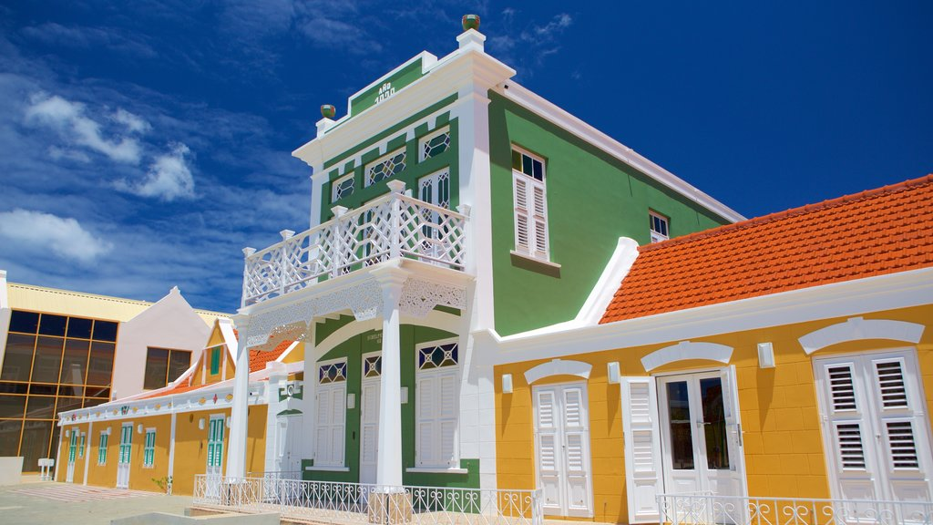 National Archaeological Museum Aruba which includes cbd