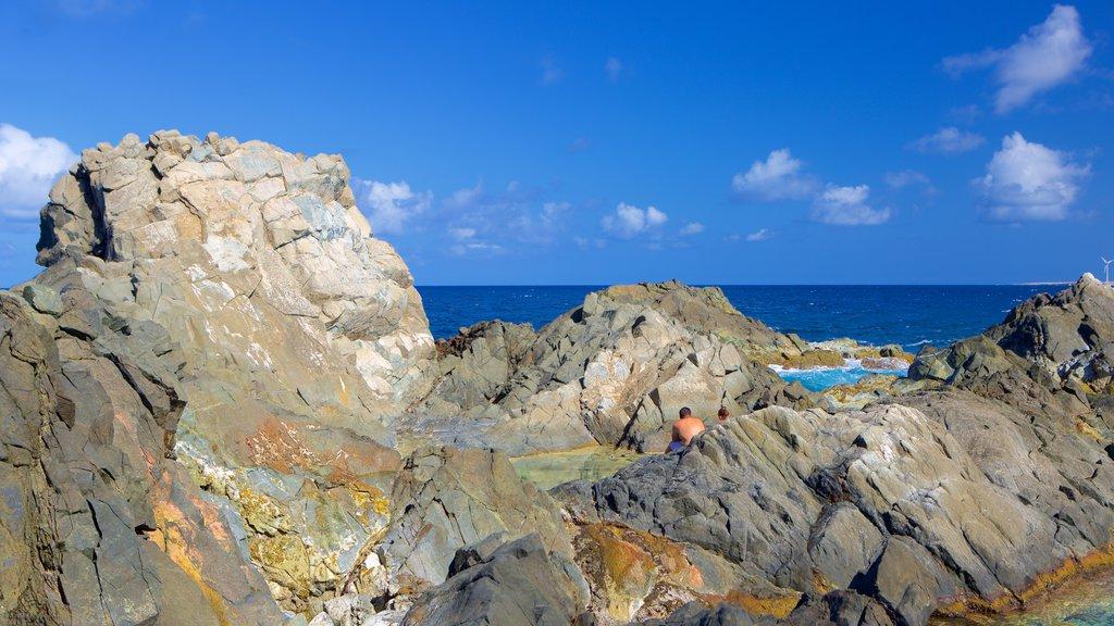 Conchi Natural Pool featuring general coastal views