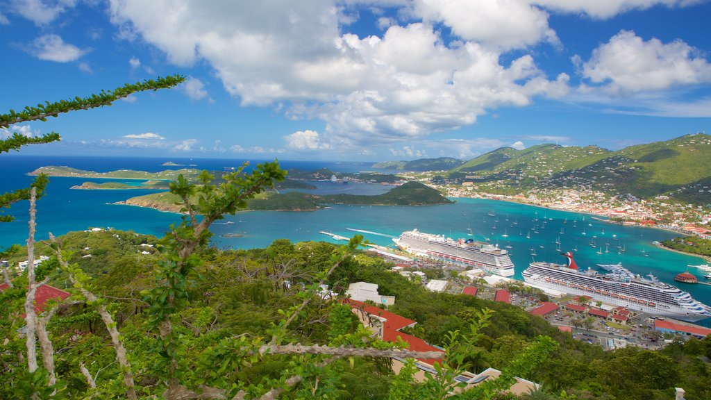 St. Thomas featuring general coastal views and landscape views